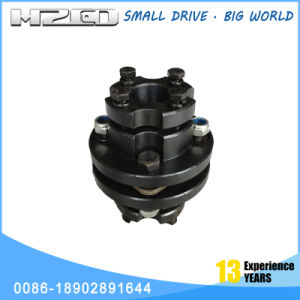 Hzcd Djm Single Type Expansion Sleeve Connection Elastic Diaphragm Universal Joint Coupling