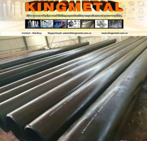 Seamless Cold Finished Steel Pipes for Boiler 15NiCuMoNb5/Wb36/1.6368/P22. pictures & photos