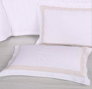 Bedding Soft Microfiber Hypoallergenic Deep Pocket Bedding Set (DPF1079) pictures & photos