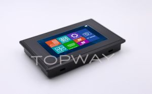 Topway RS232 Interface Smart TFT LCD Module LCD Display with Housing pictures & photos