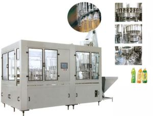 CE China Factory High Quality Pet Bottle Juice Filling Machine
