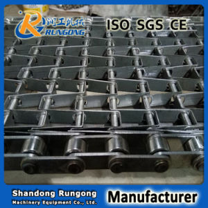 Manufacturer Stainless Steel Flat Wire Honeycomb Mesh Conveyor Belt pictures & photos
