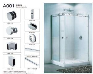 Bathroom Shower Door Hinge Roller Folding Door Hinge pictures & photos