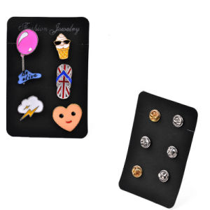 New 1 Set Badge Pin Colorful Enamel balloon Brooches& Pins Set Jewelry Gift Collection Set pictures & photos
