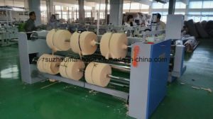 Rehow Thermal Fabric Slitting Machine pictures & photos