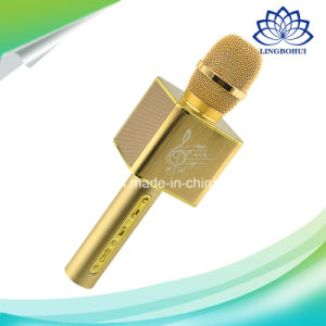 Jy-50 Karaoke Microphone Handheld Computer Mobile Bluetooth Speaker pictures & photos