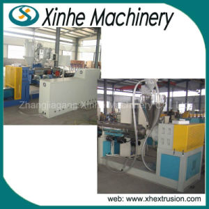 PVC Fiber Reinforced Pipe Extrusion Line Garden Hose Production Line/6-16mm Pipe Extruder pictures & photos