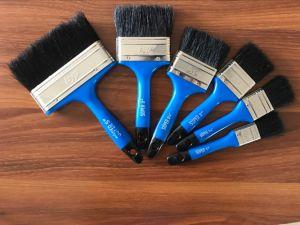 Black Bristle Paint Brush with Plastic Handle Mexico Market pictures & photos