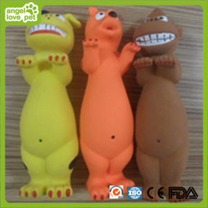 Latex Toy Long Body of Dog Cat and Monkey pictures & photos