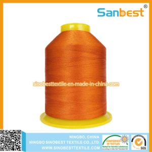 Colorful 100% Polyester Embroidery Thread 150d/2 pictures & photos