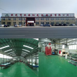 Colored Polycarbonate Hollow Sheet for Car Parking Awnings pictures & photos