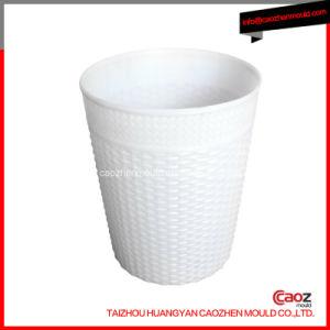Plastic Injection Waste Basket/Trash Bin Mould pictures & photos