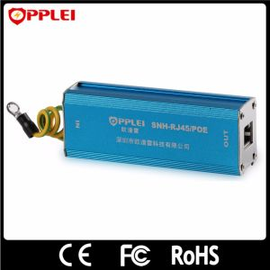 Single Channel Data Line RJ45 Poe Surge Arrester pictures & photos