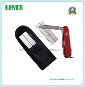 Huayidatools Hyd3004 Diamond Sharpening Pocket Stone, 1-Inch X 3-Inch X 1-4-Inch pictures & photos