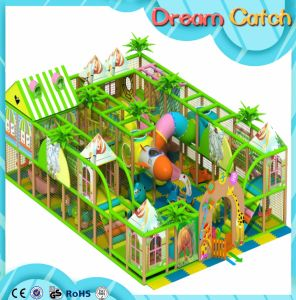 Kids Commercial Used Slide Interior Playground, Soft Indoor Playground with Safety pictures & photos