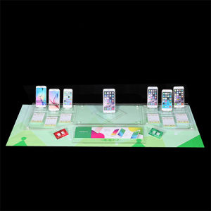 Good Quality Cell Phone Display Rack Phone Holder pictures & photos