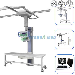 Hospital Medical 50kw CCD Detector Digital X-ray pictures & photos