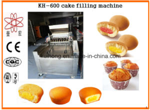 Kh-600 Automatic Madeleine Cake Making Machine Manufacturer pictures & photos