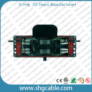Horizontal Fiber Optic Splice Closure (FOSC-H06) pictures & photos