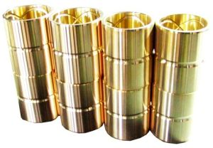 Competitive Machining Precise Copper Sleeve pictures & photos