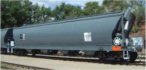 Electric Hopper Wagon for Grain pictures & photos
