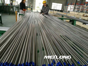 S31603 Precision Seamless Stainless Steel Hydraulic Line Tubing pictures & photos