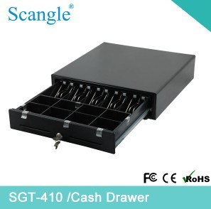 POS Cash Drawer 410, Small Cash Drawer Rj11 pictures & photos