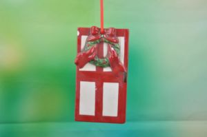 Christmas Ornaments Bells 3 Church House Cottage Ceramic Bisque Village Decor pictures & photos