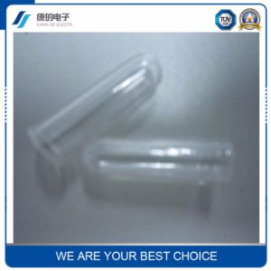 Transparent Plastic Caps & Plastic Injection Molding pictures & photos