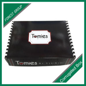 Color Corrugated Industrial Use Paper Box with Custom Logo pictures & photos