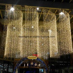 2016 LED Night Light Festival Decorative Curtain Light pictures & photos