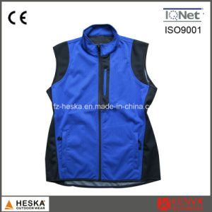 Fashionable Outdoor Knitted Softshell Waistcoat pictures & photos