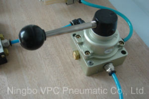 Mechanical Valve Hand Valve Mechanically Actuated Valve pictures & photos