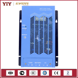 MPPT Solar Panel System LED 60A Solar Power Charge Controller 12V 24V pictures & photos