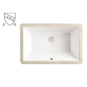 India Popular Undermount Bathroom Sinks and Ceramic Wash Basin pictures & photos