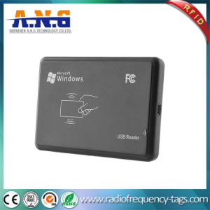 Desktop USB RFID IC Card Reader MIFARE Reader pictures & photos