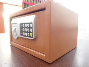 Security Home Safe Box with Digital Lock-New II pictures & photos