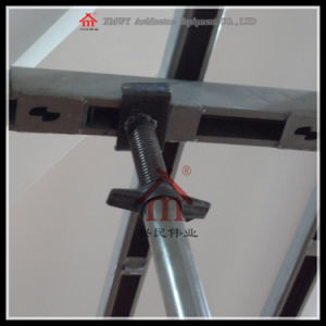 Scaffolding System Accessories Steel Adjustable U-Head Screw / Base Jack / Girder Brace Frame pictures & photos