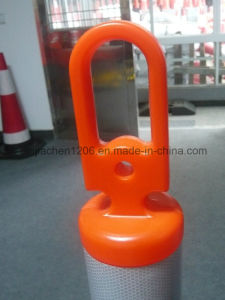 Simple Set-up 115cm High Quality Reflective Plastic Post pictures & photos