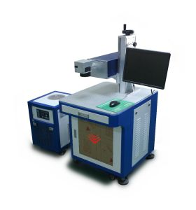 UV Laser Marking Equipment for Glass (UV-3W/5W/8W) pictures & photos