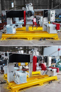 Stone Baluster Cutting Machine for Granite/Marble Column (SYF1800) pictures & photos