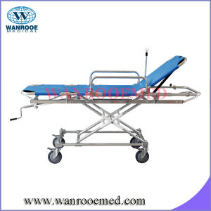 Ea-4A High Quality Ambulance Rescue Bed Trolley Stretcher pictures & photos