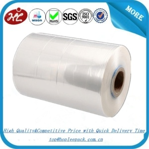 LLDPE Stretch Plastic Film Jumbo Roll for Machine Rewind pictures & photos