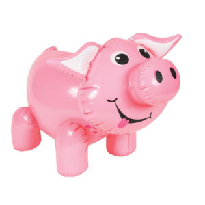 Kids Toy Inflatable Pig pictures & photos