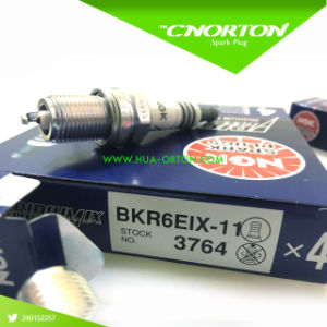 Iridium Power Spark Plug for Ngk 3764 Bkr6eix-11 3764 for Toyota/Nissan/BMW pictures & photos