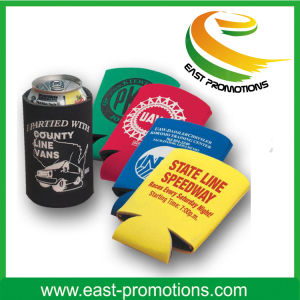 Foldable Neoprene Beer Stubby Can Cooler pictures & photos