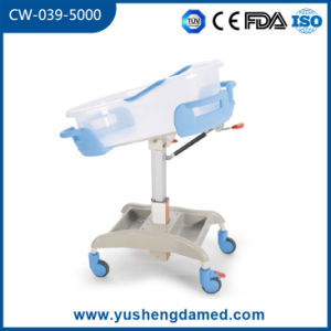 Hospital Furniture Baby Care Infant Bed Cw-039-5000 pictures & photos