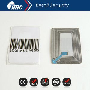 Ontime Rl4603 - High Quality Anti Shoplifting EAS RF Paper Labels pictures & photos