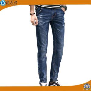 Factory Fashion Denim Pants 2017 Cotton Skinny Men Jeans pictures & photos