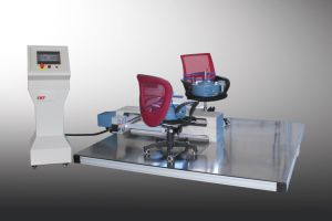 Electronic Office Equipment Chair Caster Fatigue Testing Equipment pictures & photos